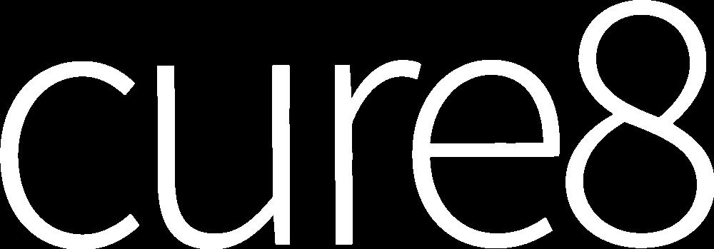 Cure8-Logo-white